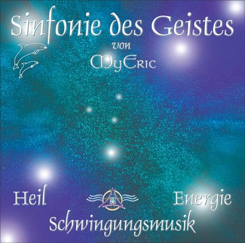 """CD-Cover der Musik """"Sinfonie des Geistes"""" von MyEric"""