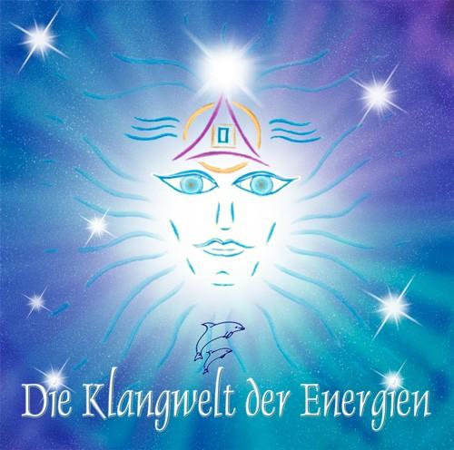 "CD-Cover der Musik ""Die Klangwelt der Energien"" von MyEric"