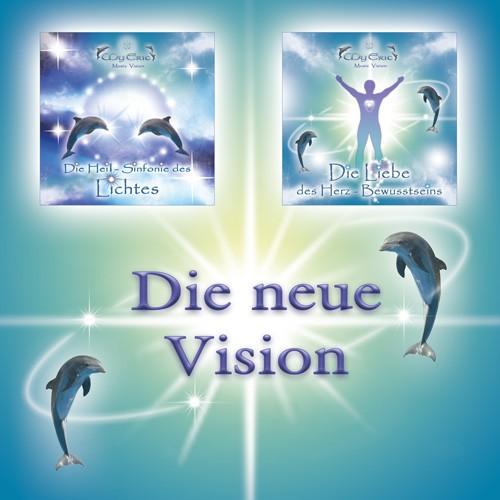 """Produktdarstellung - Set """"Die neue Vision"""" von MyEric (Sternen-Bild nicht im Set enthalten)"""