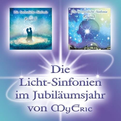 """Produktdarstellung - Set """"Die Licht-Sinfonien"""" von MyEric (Sternen-Bild nicht im Set enthalten)"""