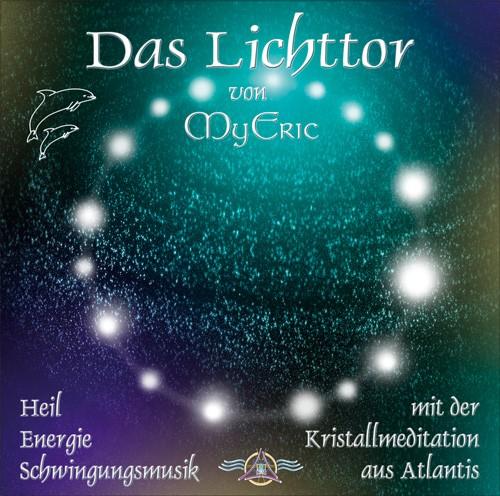"""CD-Cover der Musik """"Das Lichttor"""" von MyEric"""