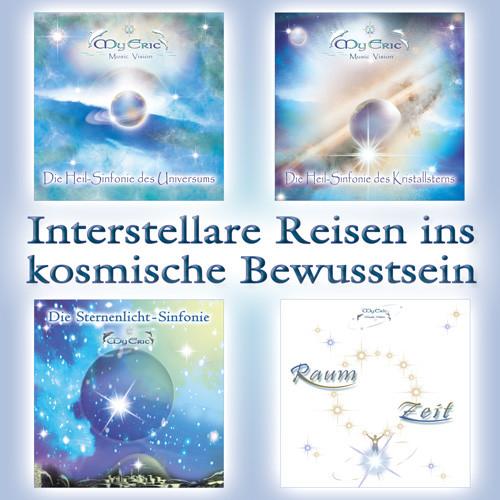 """CD Auswahl zur interstellaren Reise ins kosmische Bewusstsein - """"Kuranwendung"""""""