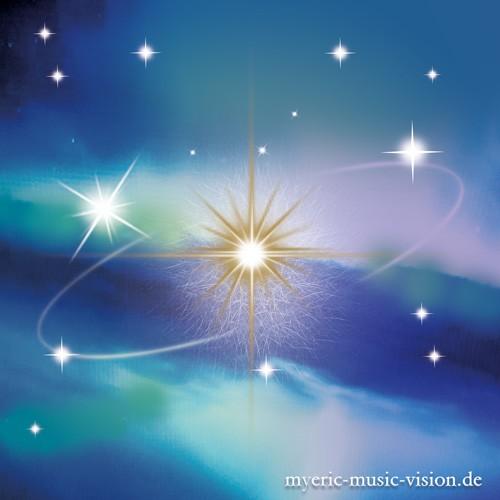 Der-goldene-Lichtstern-c-myeric-music-vision-de