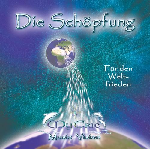 """CD-Cover der Musik """"Die Schöpfung"""" von MyEric"""