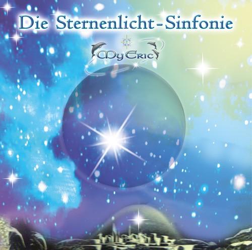 """CD-Cover der Musik """"Die Sternenlicht-Sinfonie"""" von MyEric"""
